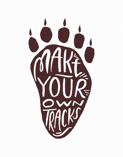 Make Your Own Tracks