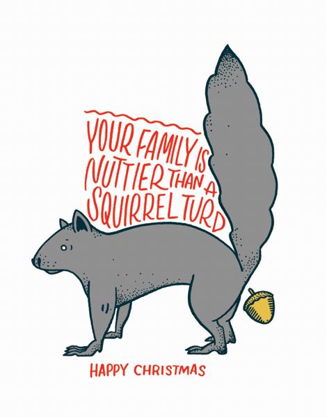 Squirrel Turd