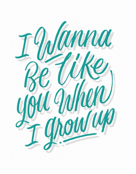Wanna Be Like You