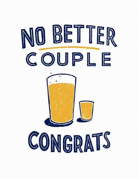 No Better Couple