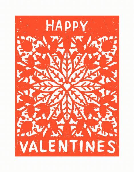 V-Day Pattern