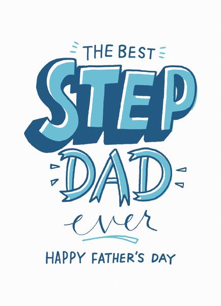 Best Step Dad
