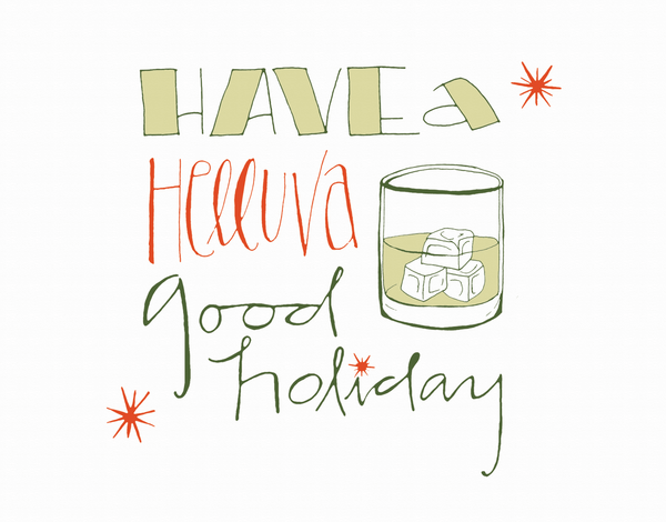 Helluva Good Holiday Card