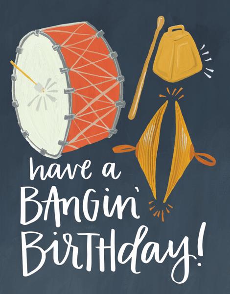 Bangin' Birthday