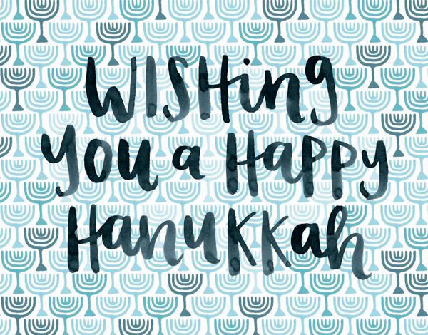 Hanukkah Wishes