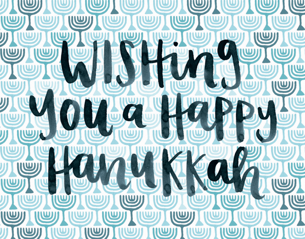 Hanukkah Wishes