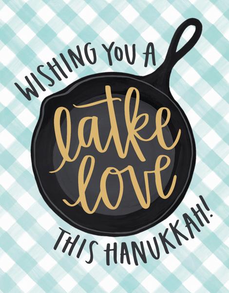 Latke Love Holiday