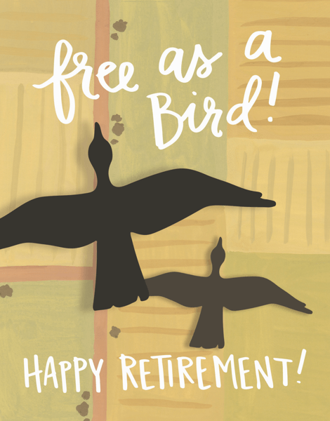 Retirement Birds