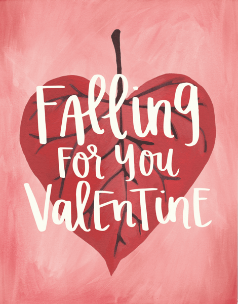 Falling For You Valentine