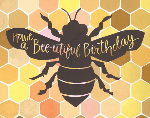 Bee-utiful Birthday