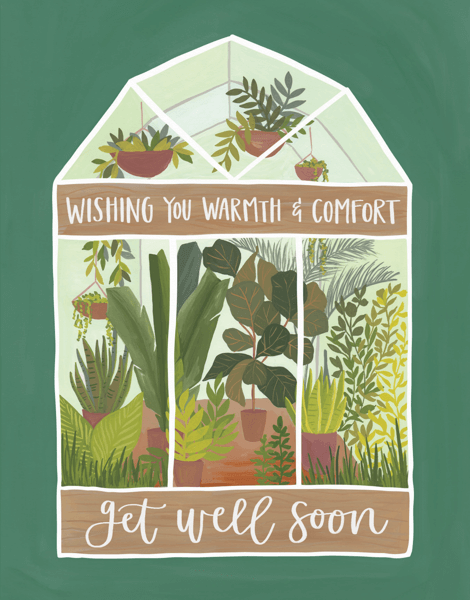 Get Well Greenhouse