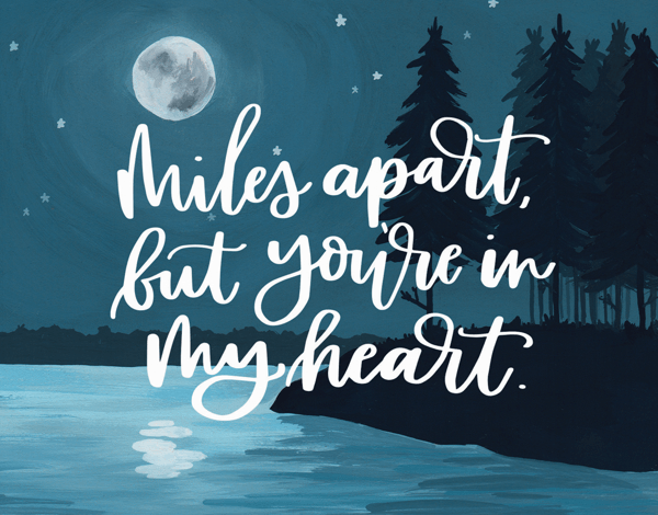 Miles Apart