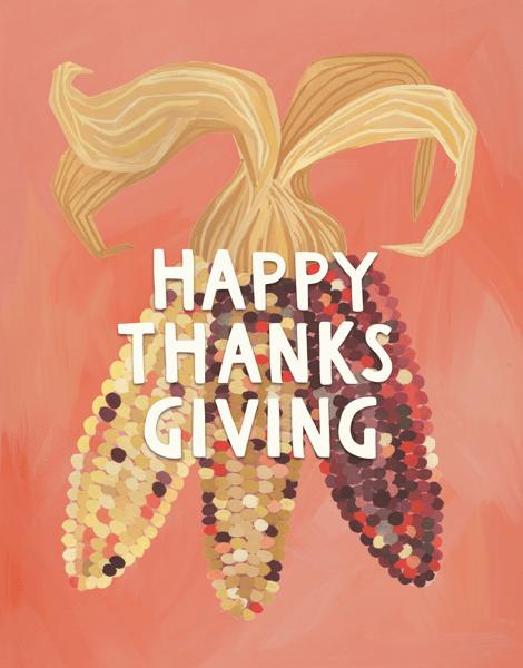Thanksgiving Corn
