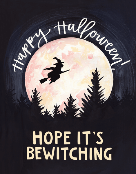 Bewitching Halloween