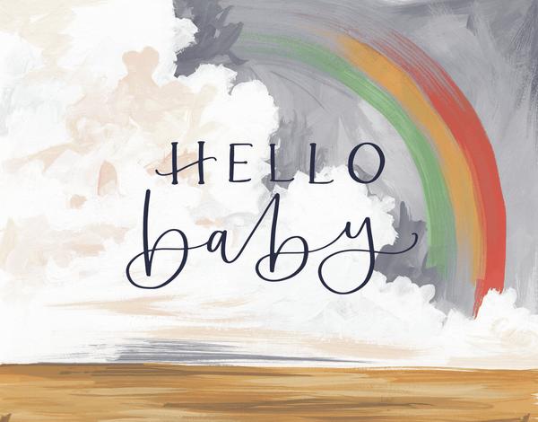 Baby Rainbow