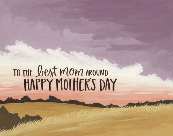 Mother's Day Landscape