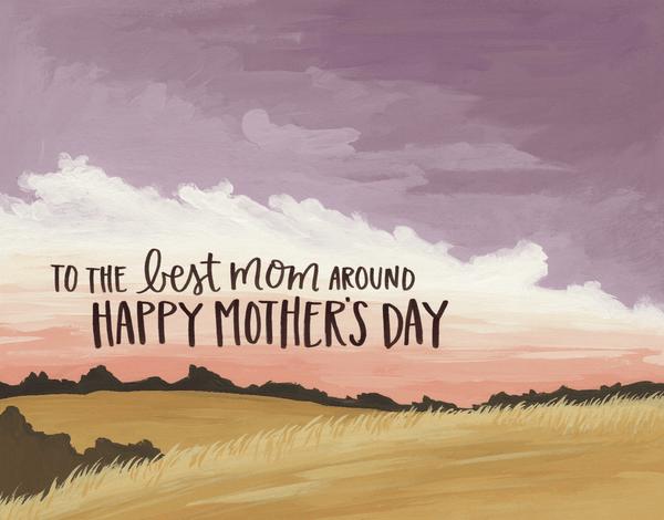 Mother's Day Landscape