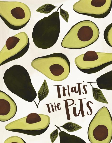 Avocado Pits