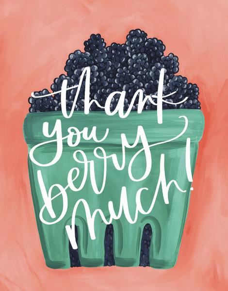 Thanks Berries