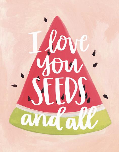 Love Watermelon