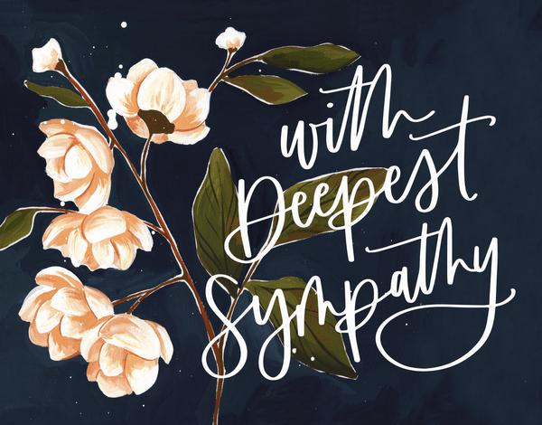 Sympathy Floral