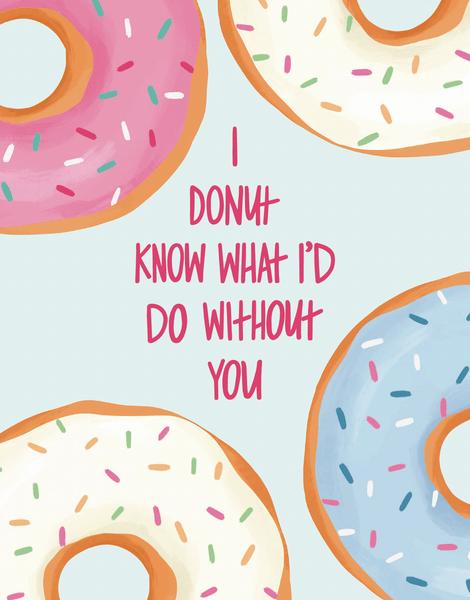 Donut Know