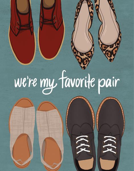 Favorite Pair