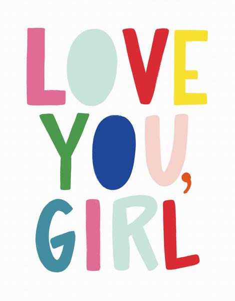 Love You, Girl