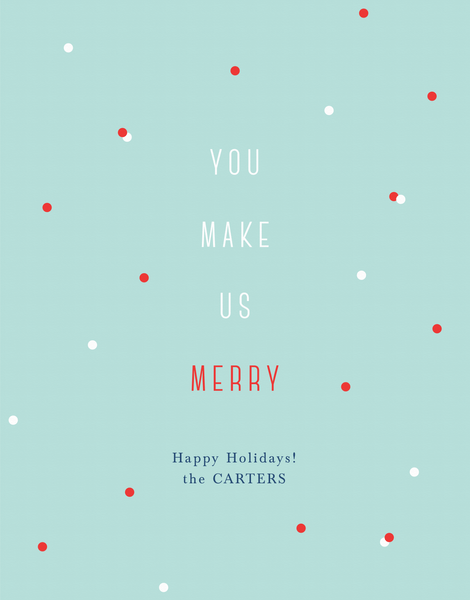 Merry Confetti