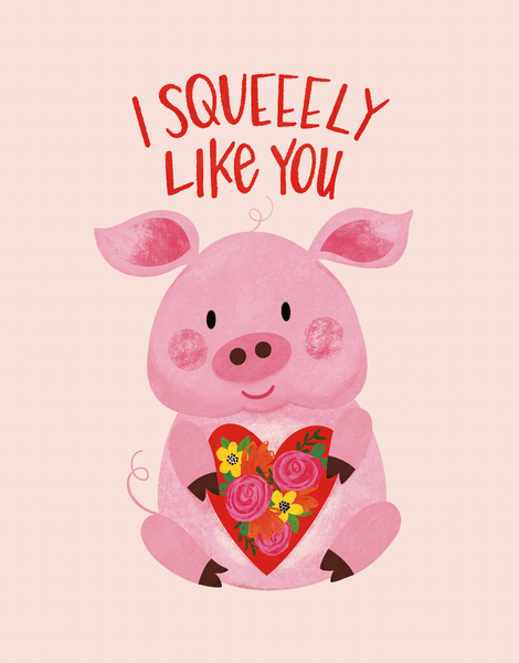 Squeely Like You