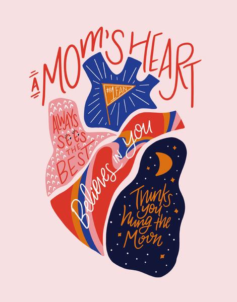 A Mom's Heart