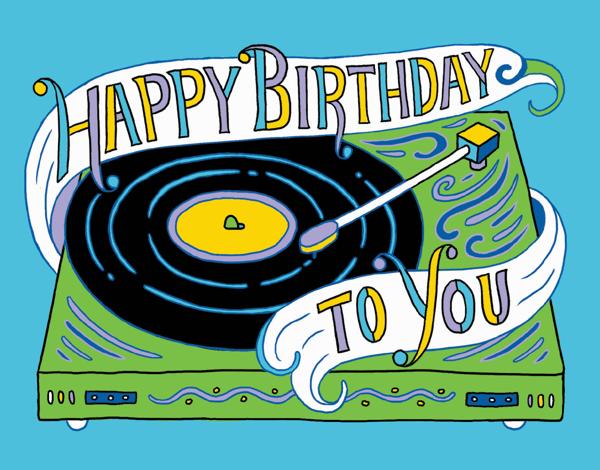 Birthday Record