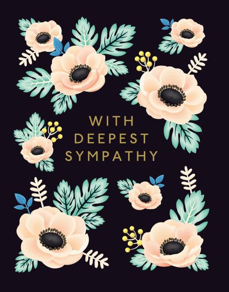 Floral Sympathy