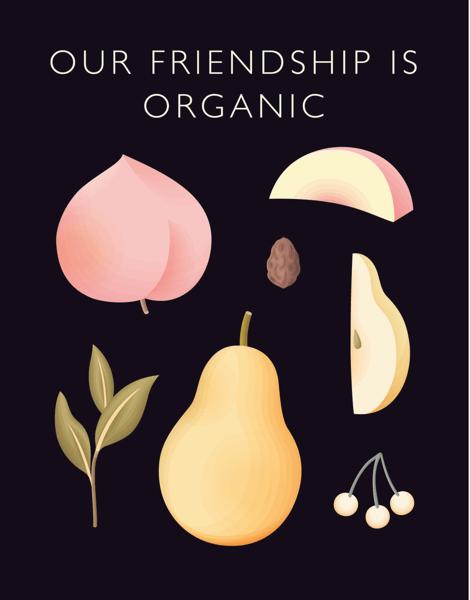 Organic Friendship