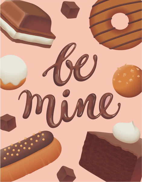 Chocolate Be Mine