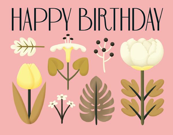 Elegant Birthday Wishes