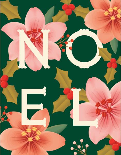 Floral Noel