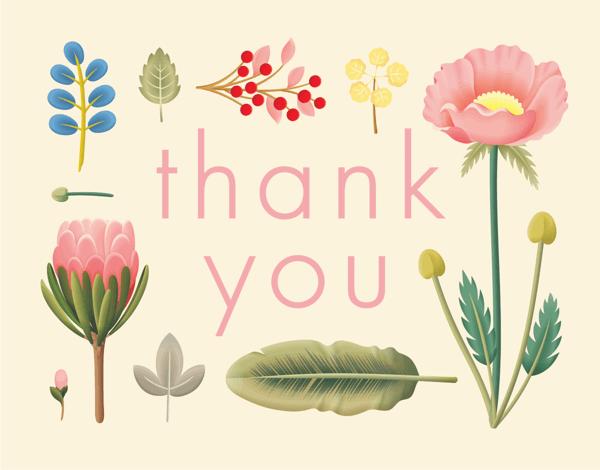 Garden Thank You