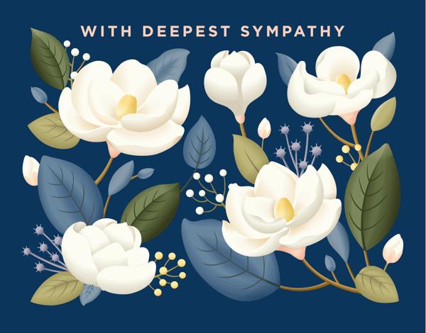 Sympathy Florals