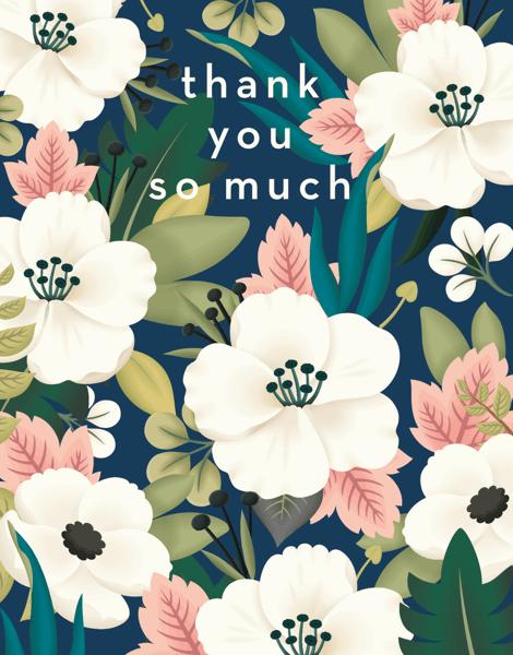 Thankful Flowers