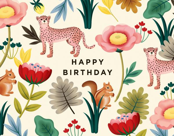 Fun Jungle Birthday