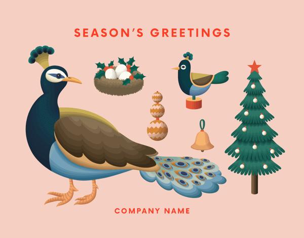 Holiday Birds