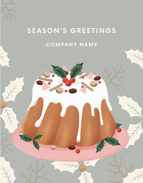 Seasonal Cake
