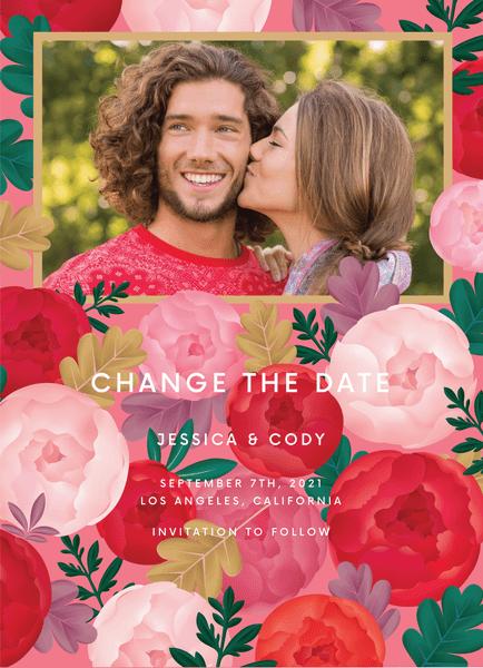 Flourishing Flowers Change The Date