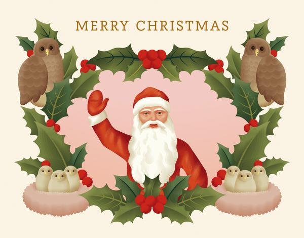 Santa Greeting