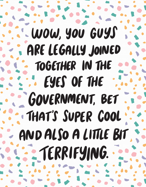 Government Marriage