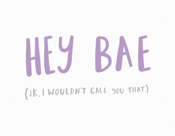 Hey Bae