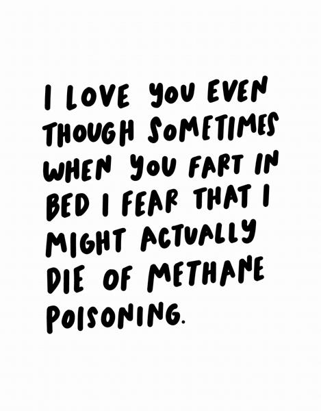 Methane Poisoning