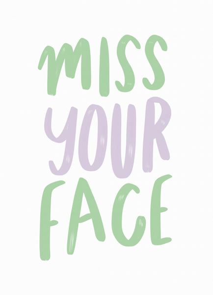 Missing Your Face