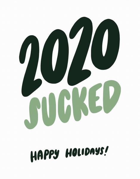 2020 Sucked Holidays